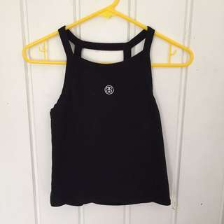 Stussy fitted singlet