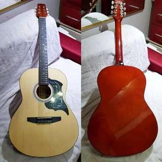 Premiere acoustic guitar (natural)