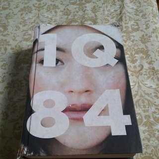 Haruki Murakami 1Q 84 Book