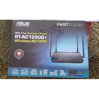 Asus Dual-band router (brand new)