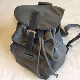 Preloved backpack from Prada 253043e9d11f9