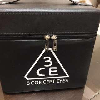 3CE彩妝盒