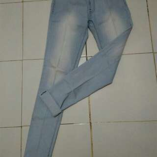 Celana Jeans #prelovedkusayang