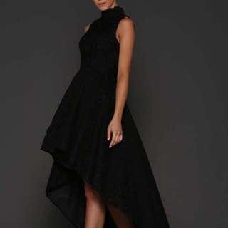 Elle Zeitoune Dress: ELOWEN BLACK