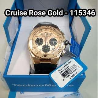 Cruise TechnoMarine - Brandnew Stocks