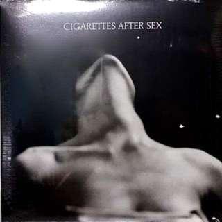 "12"" : Cigarettes After Sex - I."