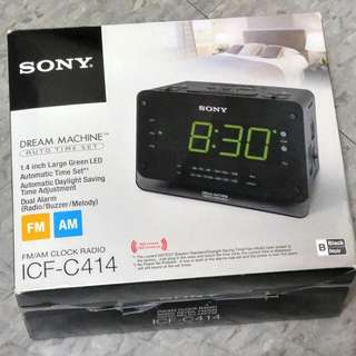 Sony Alarm Clock Radio (Discontinued by Manufacturer)