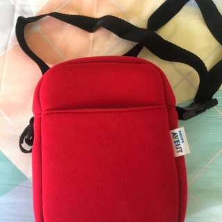 Philips Avent thermal bag red