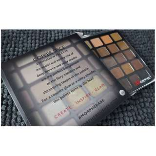 MORPHE PALETTE LIMITED EDITION Copper Spice 25A BRAND NEW