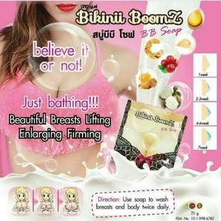 Bikini Boomz BB Soap
