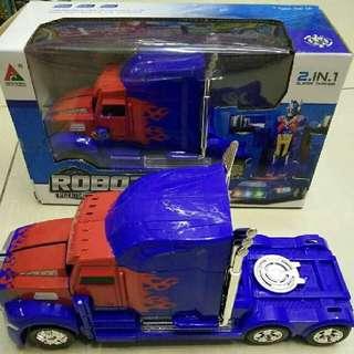 Optimus Bump & Go 2in1