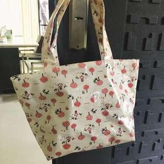 可愛櫻花萬用袋