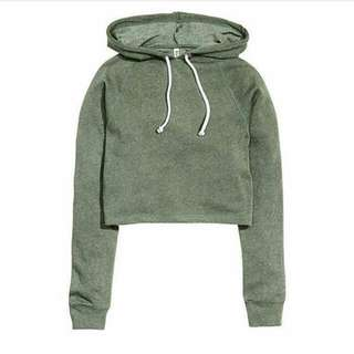Hoodie Cropped By HnM