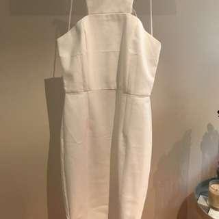 Luvalot White Dress