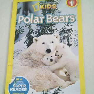 national geographic kids polar bears