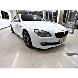 『實價刊登』2011 BMW-640i Coupe 3.0白 總代理  (奧迪寶馬賓士無限納智捷福斯)