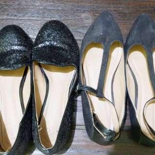 Paket Sepatu zalora size 38 😉