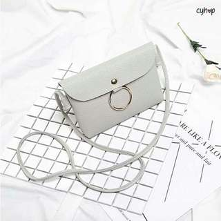 Small Bag with Hoop