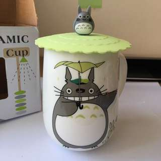 Totoro Tall Mug