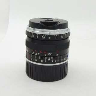 Carl Zeiss Biogon 28mm F2.8 ZM