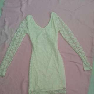 Forever21 Lace Dress Small