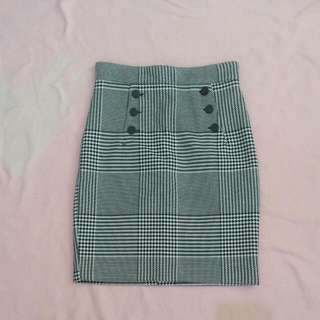 H&M Pencil Skirt Small