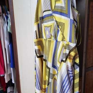 ❤REPRICED!!! Esprit Yellow Summer Dress