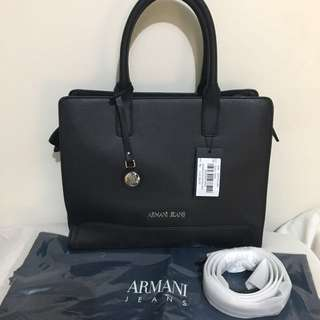 AUTHENTIC Armani Jeans Women's Shopping Bag