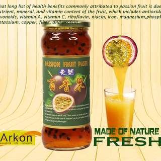 ARKON Passion Fruit Paste