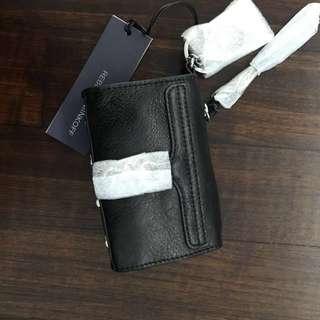 Rebecca minkoff mini zip wallet