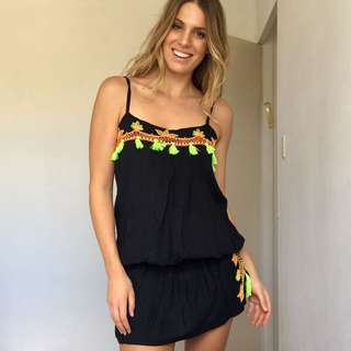 BALI SUMMER DRESS - S
