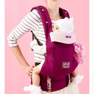 REDUCED! Almost New Todbi Baby Carrier