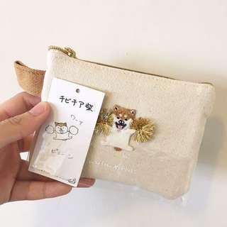 (全新✨)日本🇯🇵柴犬零錢包👛🐶