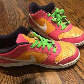 Colourful Nike Air