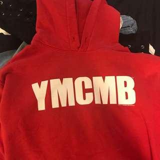 YMCMB hoodie