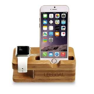 🚚 iPhone 手機/手錶 專用座
