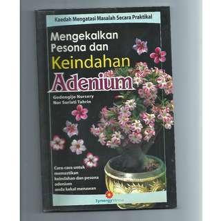Siri Praktikal - Adenium
