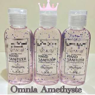 Customize / 100ml Hand Sanitizer Inspired Branded Perfume Scent
