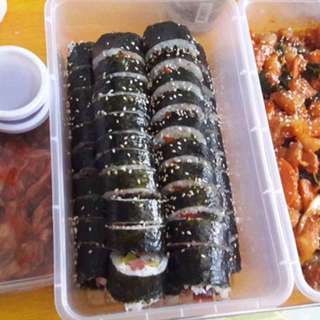 Korean Kimbap