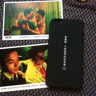 王家衛 春光乍現手機殼-iphone 7 plus