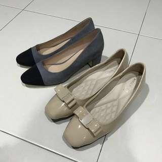 Anna Nucci size 40 heels
