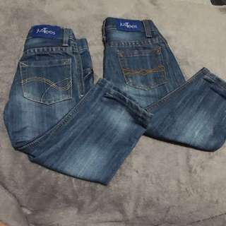justees skinny jeans for toddler