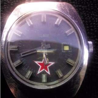 Vintage 27 Jewel Raketa Slava