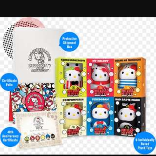 Hello Kitty Limited Edition