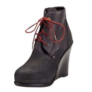 Rag & Bone Dolgan Wedge Boots