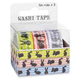Fujifilm Washi Tape Rolls x3