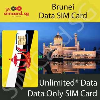 Brunei Prepaid SIM Card
