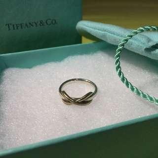 TIFFANY INFINITY RING
