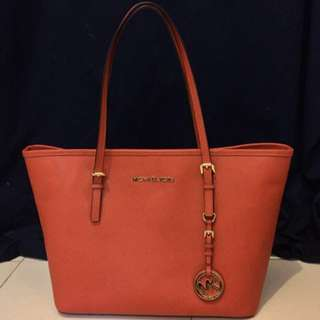 MK Leather Small Tote!