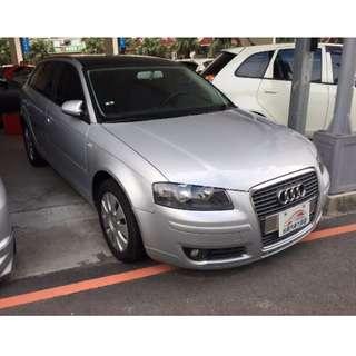 2005年 Audi 奧迪 A3 1.6 5D 銀